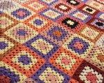 Double-knit blanket