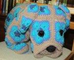 Heidi Bears pattern bulldog