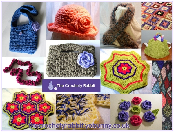 The Crochety Rabbit cover array